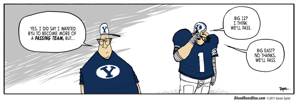 BYU's Passing Game